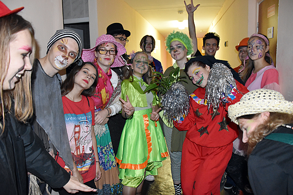 Жители далёкой Зиклумпии. Осенний сбор 2020